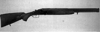 CZ Model 584 combination gun