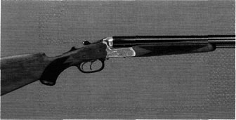 Heym 33 deluxe triple-barrel combination gun