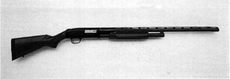 Mossberg 500 Crown Grade