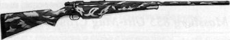 Mossberg 695 Woodland Turkey