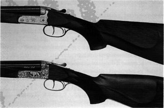 Angela Zoli Condor combination gun