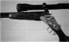 Heym 55 BF or F Bock combination gun